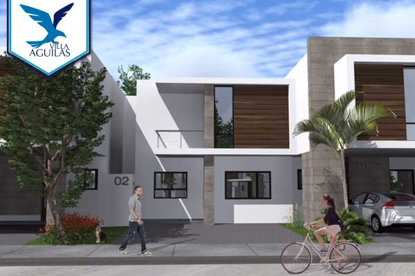 modelo Real casa