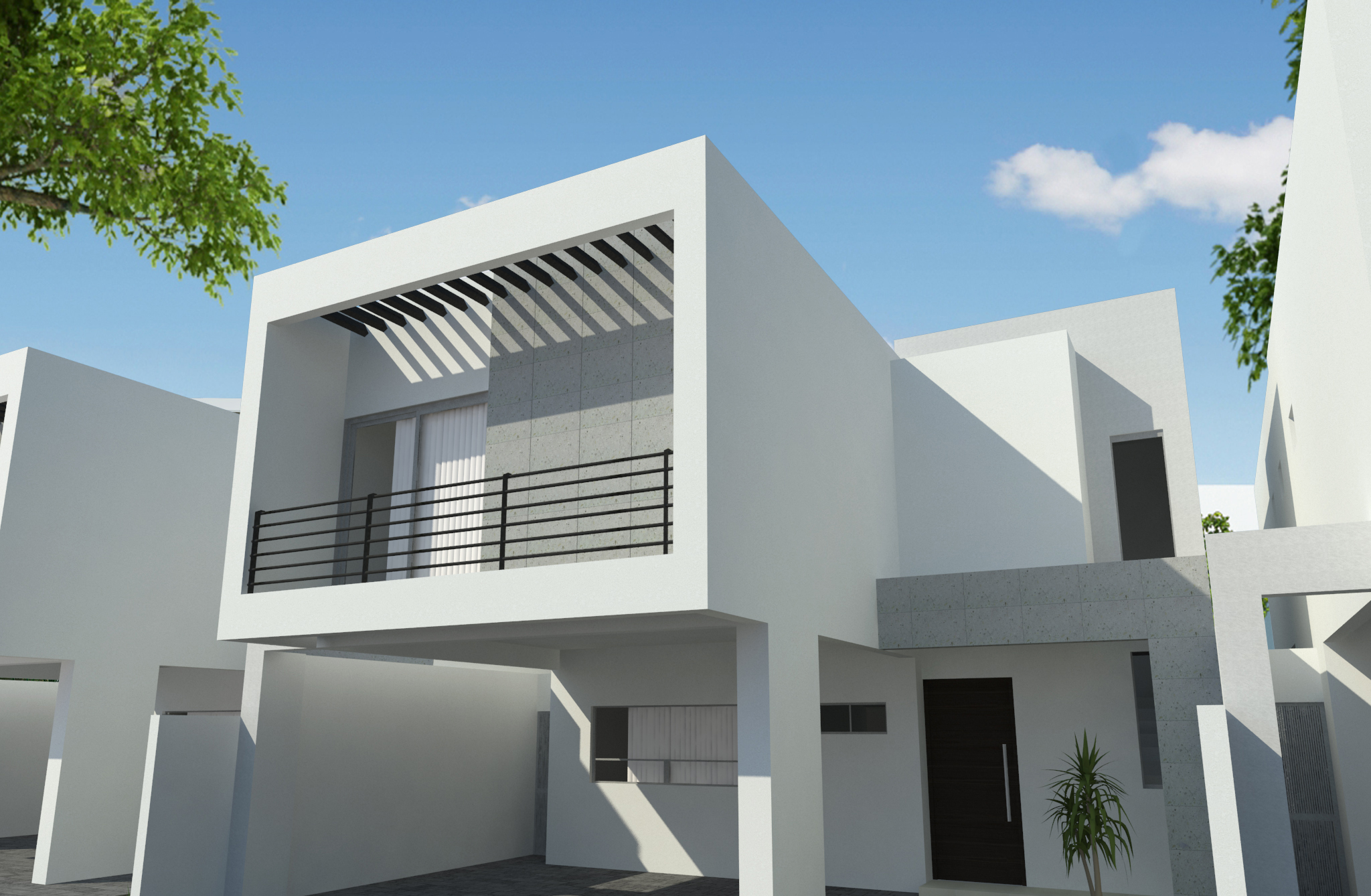 Casa brunello frente 02 casas en venta
